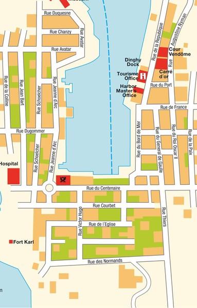 Saint Barthélemy Maps Mappery - Saint barthelemy map
