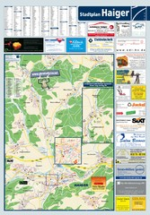 Haiger Tourist Map