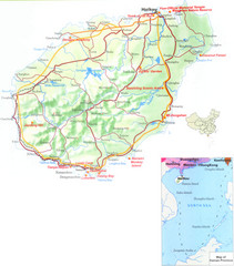 Hainan Road Map
