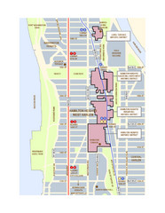 Hamilton Heights West Harlem Map