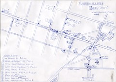 Hand Drawn Lubumbashi City Map
