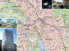 Hannover Tourist Map