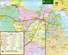 Hanoi Public Transport Map