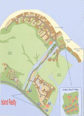 Harbor Island Real Estate Map