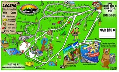 Harmony Ridge Resort Map
