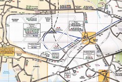 Heathrow Airport Transportation Map