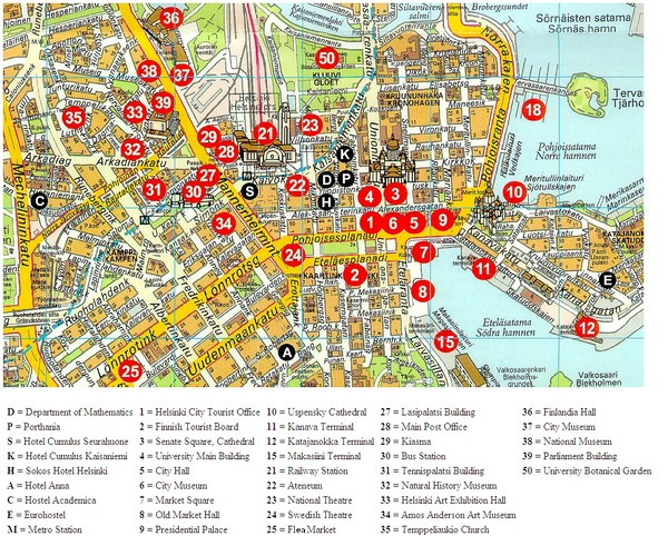 real life map collection mappery – Berlin City Map Tourist