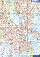 Helsinki center 2 Map
