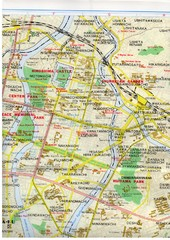 Hiroshima City Map
