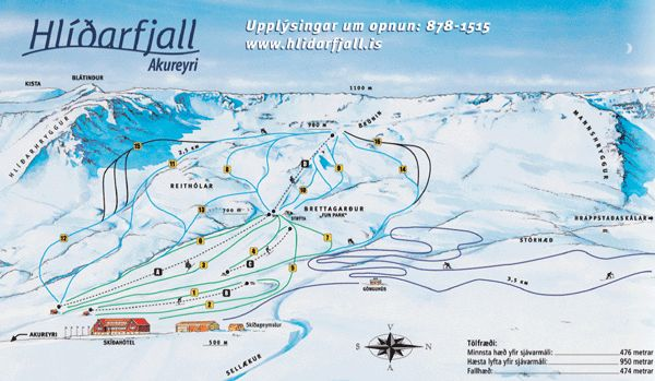 Liftlines Skiing And Snowboarding Forums View Topic - Iceland latitude