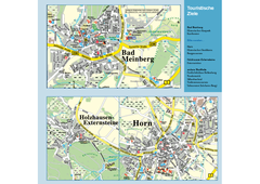 Horn-Bad Meinberg Map
