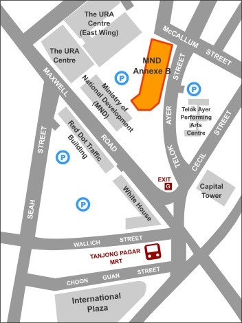 IP Academy Location Map 7 Maxwell Road Singapore mappery