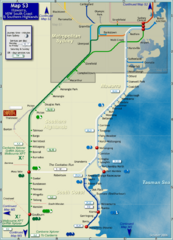 Illawarra Rail Map