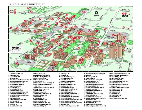 biola university campus map pdf