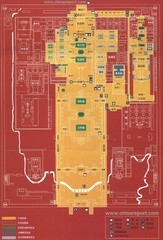 Imperial Palace Bejing Map