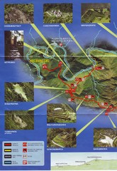 Inca Trail 1 of 2 Map