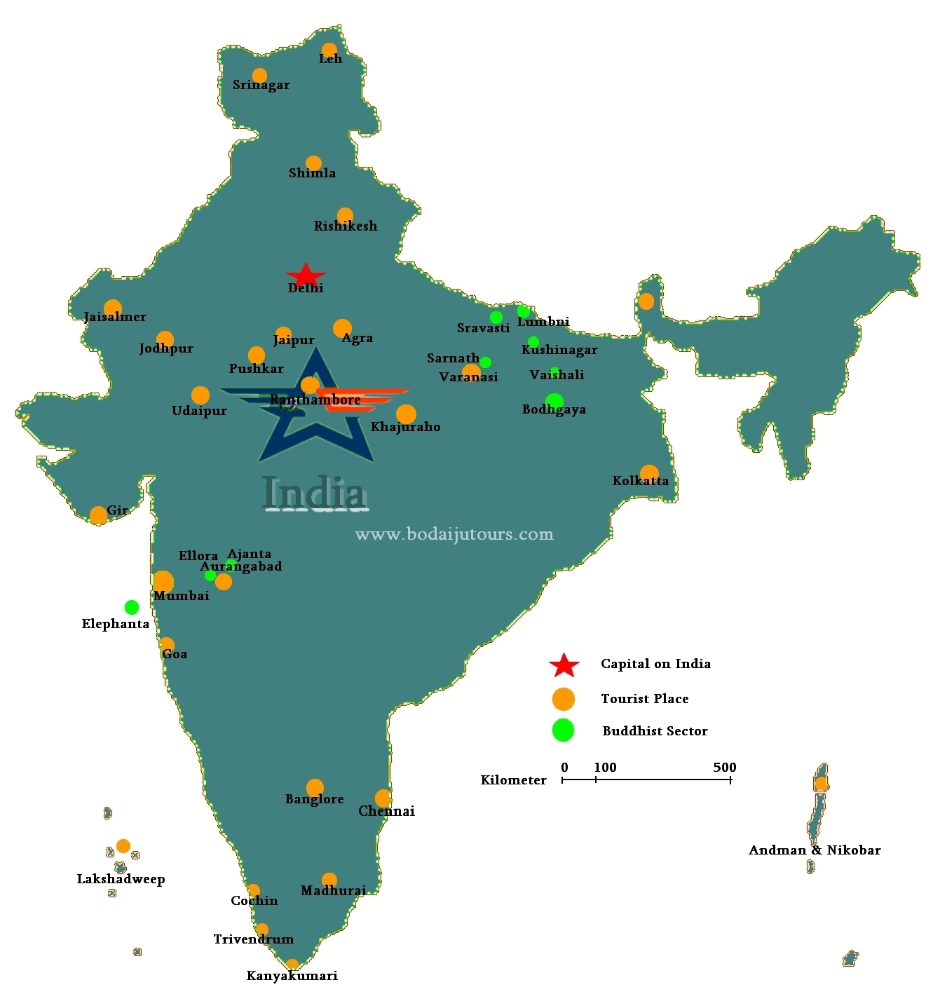 tourism in india Welcome to the official website of ministry of tourism, govt of india the ministry of tourism is running a scheme under which national tourism awards are given to travel agents and tour operators including best adventure tour operator.