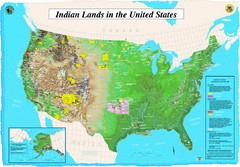 Indian Lands Map