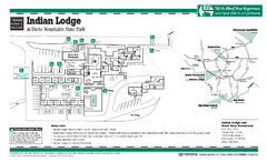 Indian Lodge, Texas State Park Location and Room...