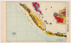 Indonesia Geology Map
