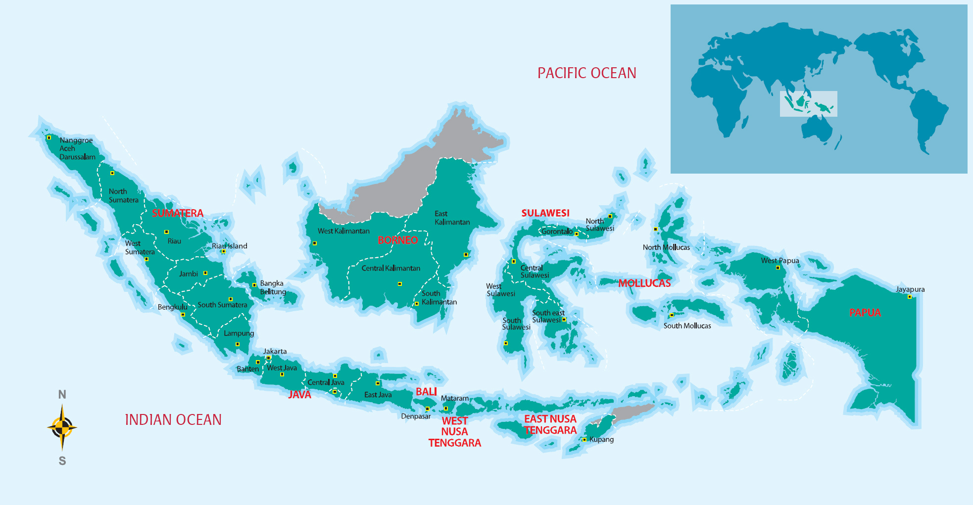 an overview of indonesia The purpose of this article is to discuss the term of conceptual understanding in  science education curriculum in indonesia the implementation of 2013.