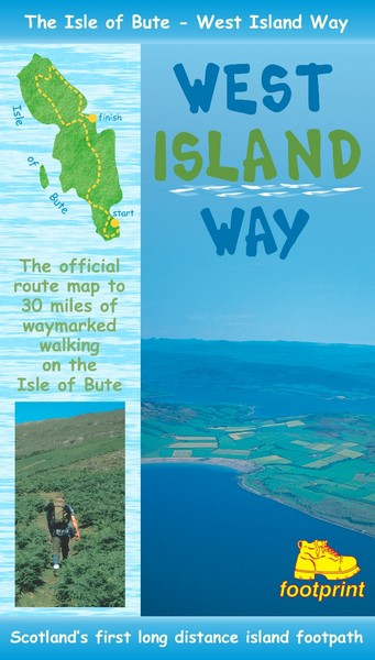 Isle of Bute Guide Map