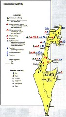 Haifa Tourist Map Haifa Israel mappery