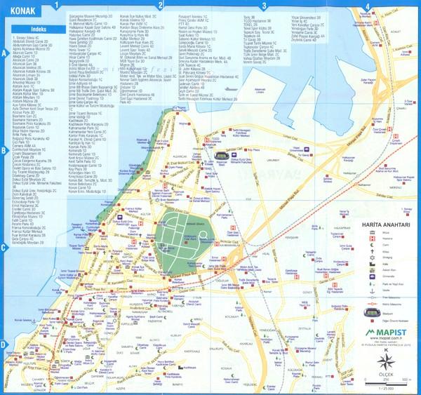 Turkey maps mappery