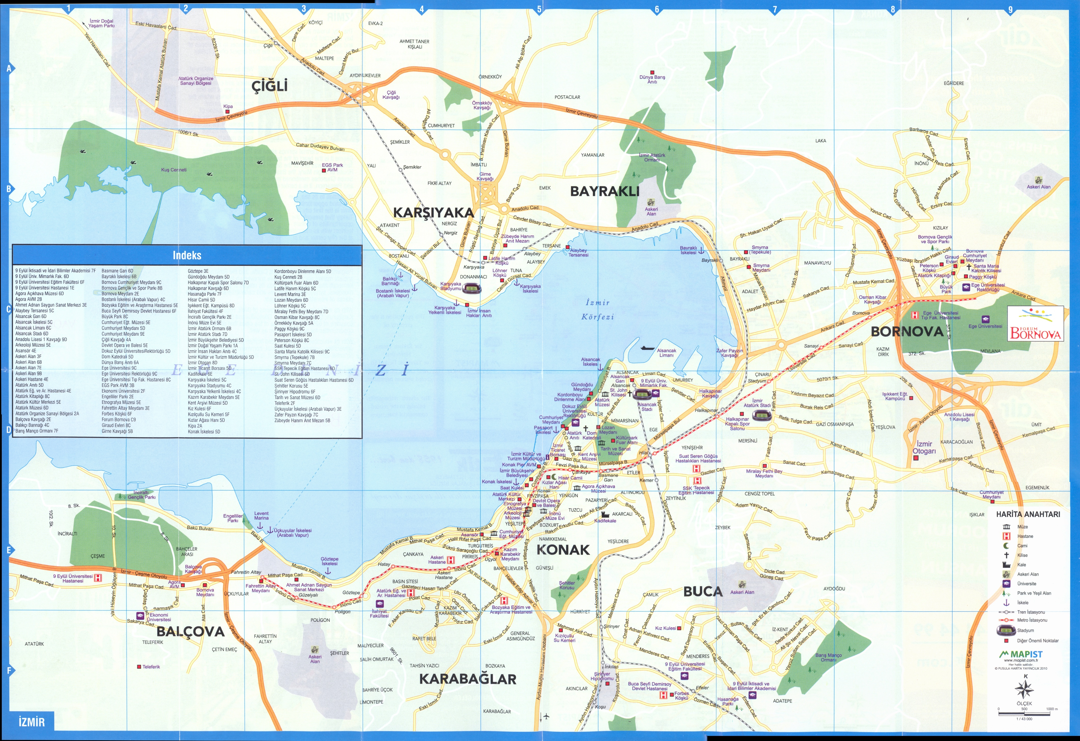find map on izmir turkey pictures to pin on pinterest