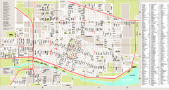 Junin City Map