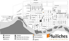 Junin de los Andes Map