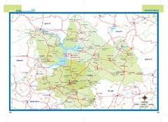 Kalasin, Thailand Map