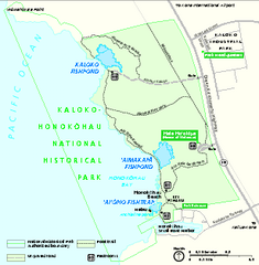 Kaloko-Honokohau National Historical Park...