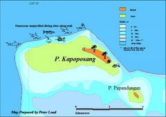 Kapoposang Map