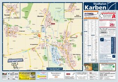 Karben Tourist Map