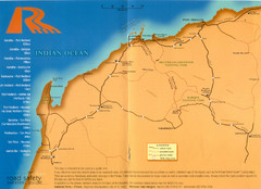 Karratha Road Map