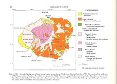 Kauai Geological Map