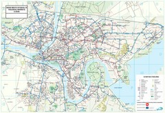 Kaunas City Map