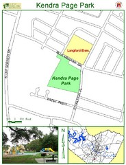Kendra Page Park Map