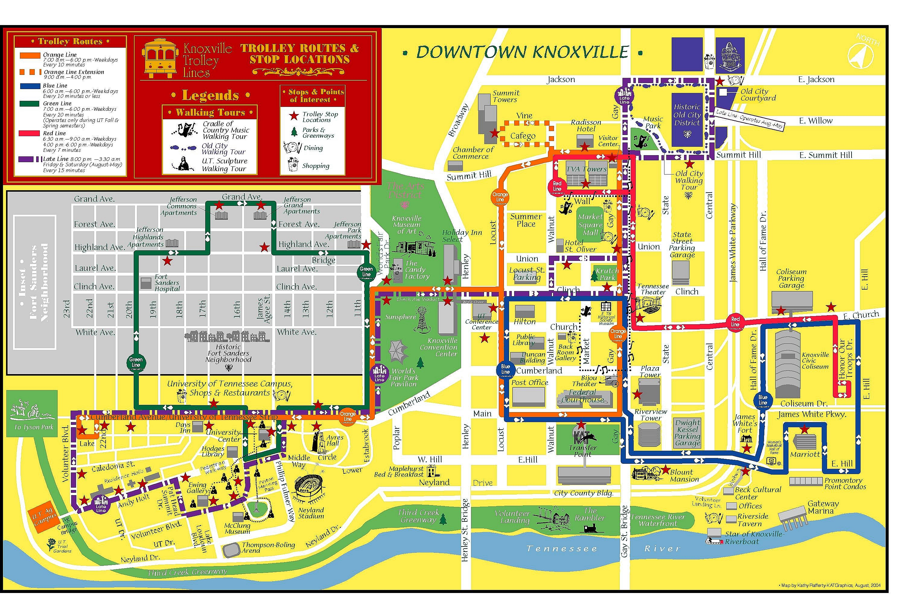 Nashville Tennessee Tourist Attractions – Nashville Tn Tourist Attractions Map