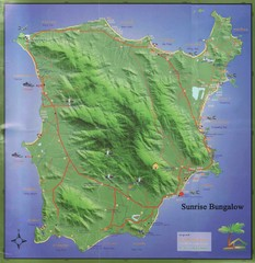 Koh Samui Green Map (discontinued)