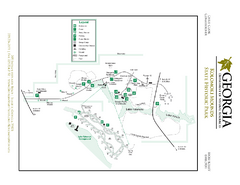Kolomoki Mounds State Park Map