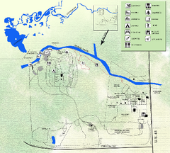 Koreshan State Historic Site Map