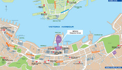 Kowloon Tourist Map