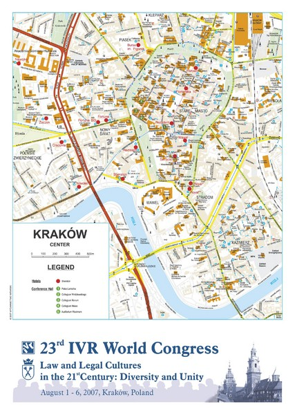 Krakow Map - Krakow Poland • mappery on buenos aires world map, bulgaria world map, krakow poland map, jakarta world map, quito world map, sicily world map, ashdod port map,