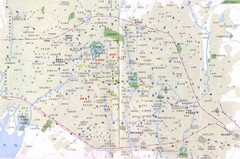 Kunming, China Map