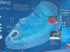 Lady Musgrave Island Map