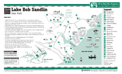 Lake Bob Sandlin, Texas State Park Facility...