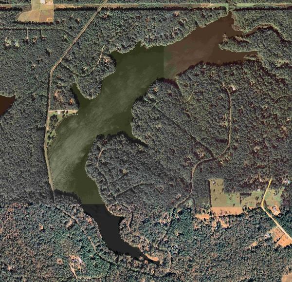 Lake Tellavana Florida • Mappery