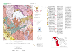 Lake mathews geologic map